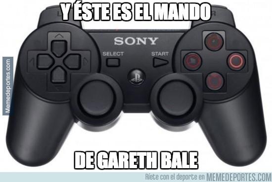 446924 - Con este mando podrás hacer todos los movimientos de Gareth Bale