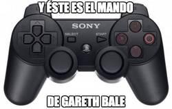 Enlace a Con este mando podrás hacer todos los movimientos de Gareth Bale