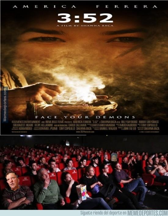 446978 - Van Gaal tiene nueva película favorita
