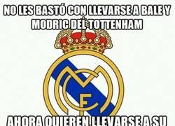 Enlace a El plan maquiavélico del Madrid de desmantelar al Tottenham