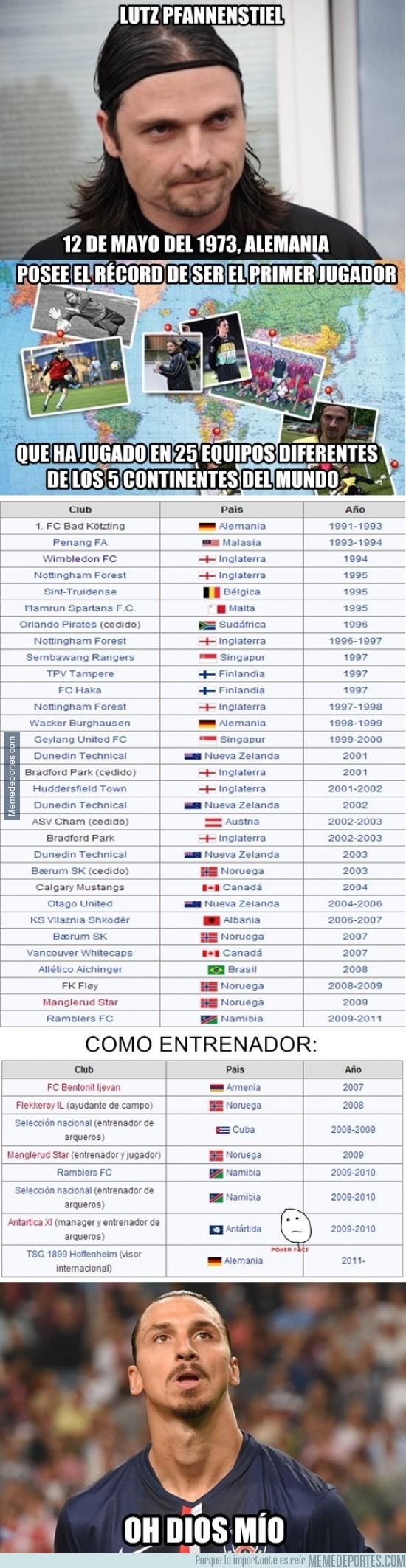 448304 - Lutz Pfannenstiel, ahora va a por el récord de entrenador