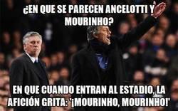 Enlace a El Bernabéu le grita a Carletto 'Mourinho'