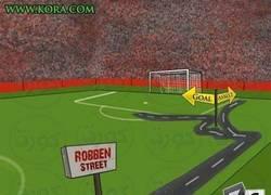 Enlace a La calle de Robben