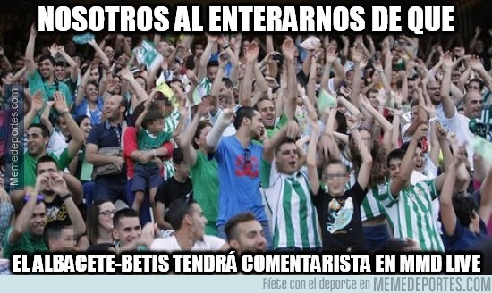 449208 - Sigue el Albacete-Betis en el mejor minuto a minuto de Internet