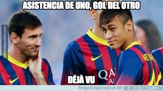 449339 - Messi Neymar, Déjà vu [Síguelo en nuestro minuto a minuto]