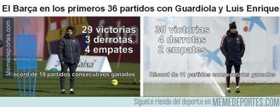 449519 - A lo tonto a lo tonto, Luis Enrique a ritmo de Guardiola