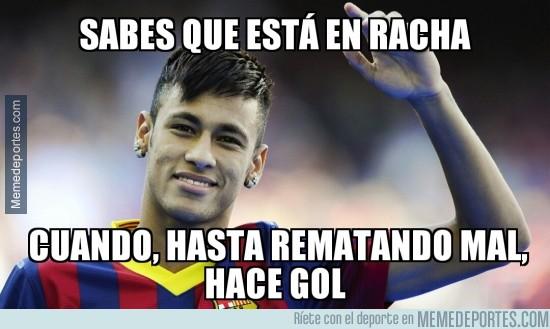 449839 - Racha de Neymar impresionante