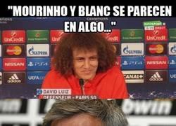 Enlace a David Luiz: ¿Mourinho o Blanc?