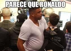 Enlace a Parece que Ronaldo va a tener otro hijo