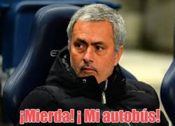 Enlace a El PSG al estilo Mourinho haciendo el autobús