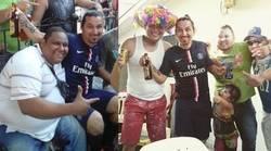 Enlace a Zlatan ibrahimovic multado por ir al Carnaval de Barranquilla - Colombia