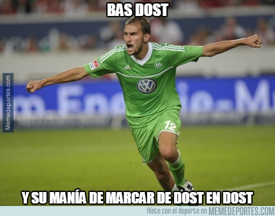 452215 - Bas Dost