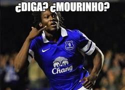 Enlace a ¿Diga? ¿Mourinho?