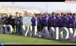 Enlace a GIF: Cambiar el nombre de las instalaciones deportivas por el de Tito Vilanova. #RESPECT