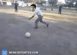 Enlace a GIF: Luis Suárez cuando el Barça necesita remontar