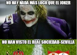 Enlace a El Real Sociedad-Sevilla, locura de partido