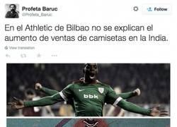Enlace a He aquí el porqué el Athletic de Bilbao está de moda en India