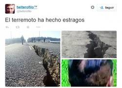 Enlace a Los estragos causados por el terremoto
