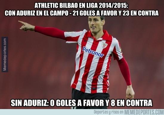 456236 - El Athletic depende mucho de Aduriz