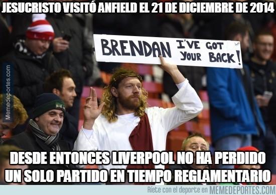 456382 - Jesucristo visitó Anfield el 21 de diciembre de 2014