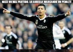 Enlace a Diferencias entre Cristiano y Messi