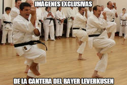 Enlace a Karate Leverkusen FC