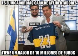 Enlace a Si éste es el jugador más caro de la Libertadores...