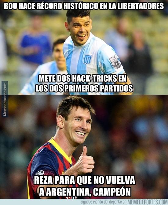 459028 - Messi aún tiene que batir los récords de Sudamérica