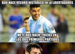 Enlace a Messi aún tiene que batir los récords de Sudamérica