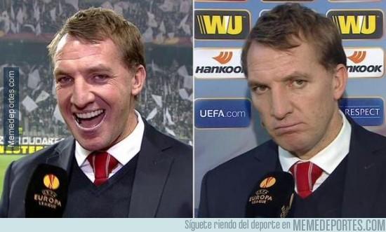 459188 - El antes y el después de Rodgers en el partido de anoche