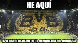 Enlace a He aquí la verdadera clave de la remontada del Borussia