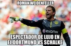 Enlace a Ningún tiro a puerta del Schalke 04