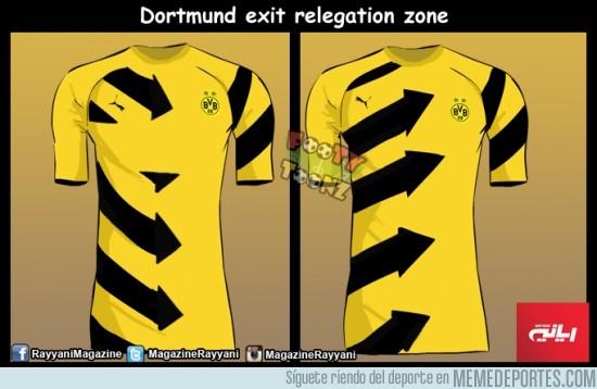 460908 - Como viene el Dortmund en la Bundesliga
