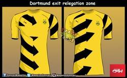 Enlace a Como viene el Dortmund en la Bundesliga