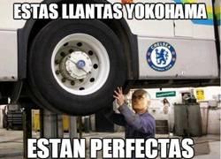Enlace a Mourinho disfrutando de su nuevo patrocinador