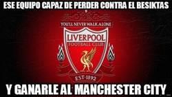 Enlace a Liverpool, más irregular que Drente cuando jugaba en el Madrid