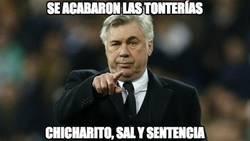 Enlace a Ancelotti saca su arma más mortífera