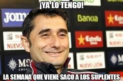 Enlace a Después de ver cómo el Villarreal empató con el Madrid con los suplentes