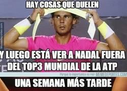 Enlace a Nadal vuelve al TOP3 mundial de la ATP