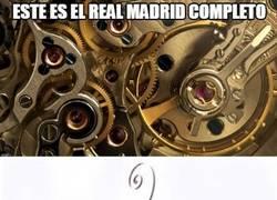 Enlace a Si dicen que el Real Madrid es como un sistema de engranajes, es la verdad