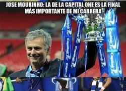 Enlace a ¿Recadito de Mou al Madrid?