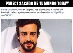 Enlace a Fernando Alonso se despertó pensando que aún era de Ferrari