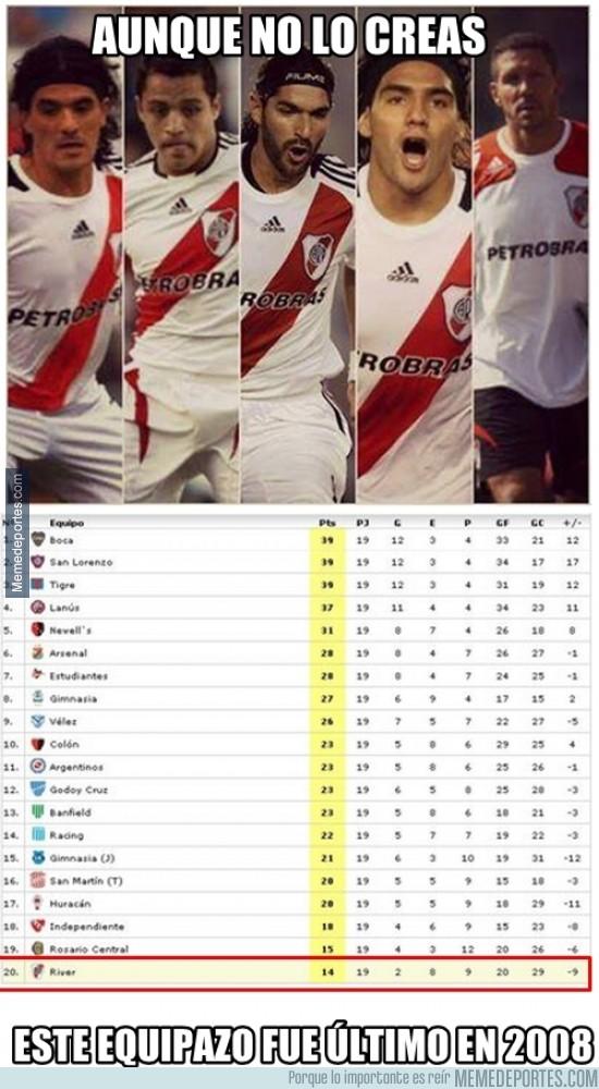 463467 - Ojo a este dato de River Plate