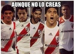 Enlace a Ojo a este dato de River Plate