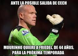 Enlace a Friedel es el posible portero suplente para el Chelsea