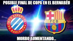 Enlace a ¿Os imagináis esta final? ¡Pues atentos que ya ha empezado el Espanyol-Athletic!
