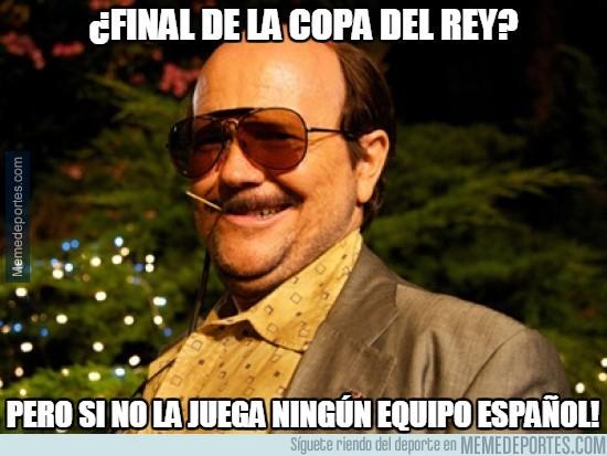 465333 - ¿Final de la Copa del Rey?