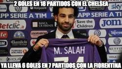 Enlace a Mohamed Salah está hecho para la Serie A