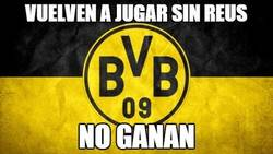 Enlace a Y he aquí el motivo del empate de hoy del Borussia
