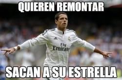 Enlace a El Madrid se nota que quiere remontar